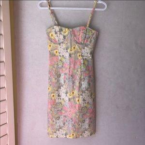 Floral Alice & Olivia Dress